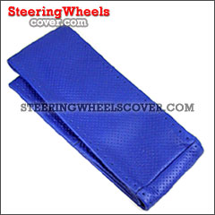 Wheelskins Steering Wheel Cover Euro Perforated