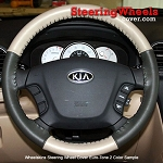 BMW 1997 Z3 Wheelskins Steering Wheel Cover (Euro-Tone, Size AXX)