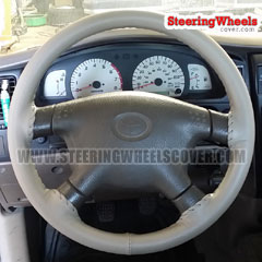 2001 Toyota Tacoma Wheelskins Steering Wheel Cover Original One Color