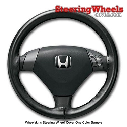 Acura 2008 TSX Wheelskins Steering Wheel Cover (One Color, Size C)