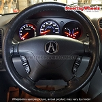Acura 2002 MDX Wheelskins Steering Wheel Cover (One Color, Size C)