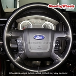 Ford 2014 F150 Wheelskins Steering Wheel Cover (One Color, Size 15 3/4 x 4 1/8)