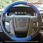 Ford 2016 F150 Wheelskins Steering Wheel Cover (Euro-Tone, Size 16 x 4 1/4)